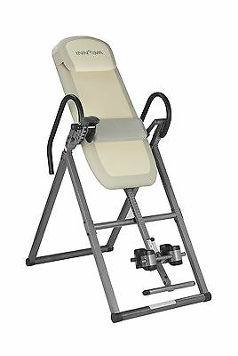 Innova ITX9700 Memory Foam Inversion Therapy Table with Universal Lumbar ... New