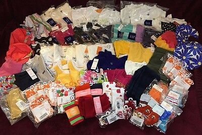 Gymboree Gap Girls Huge Lot Clothes! 80+ Pc's $1858+ All Nwt! High Resale Value!