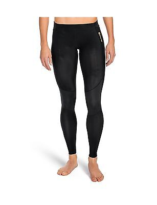 SKINS Women's A400 Compression Long Tights Black Medium New