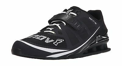 Inov-8 Men's FastLift 325 Weightlifting and Fitness Shoe Black/White New
