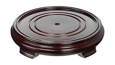 Oriental Furniture Asian Gifts and Home Decor 7.5-Inch Diameter Round Che... New