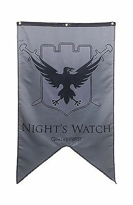 Game of Thrones Night's Watch Banner New