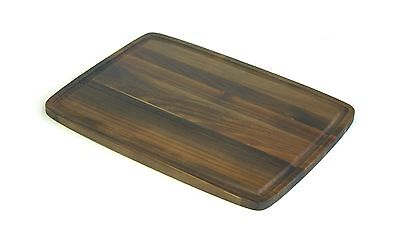 Mountain Woods Extra Large Acacia Edge Grain Prep Station Cutting Board w... New