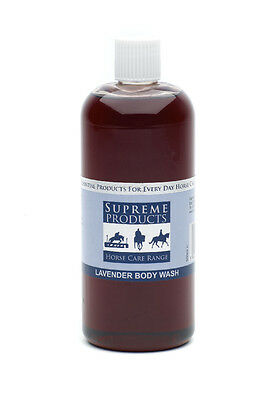 Supreme Products Horse Care Lavender Body Wash - 500ml - Shampoos & Conditioners