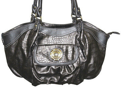 BETTY BOOP Licensed Handbag Hobo Purse Handbag - PEWTER (Last One!) U.S. Seller