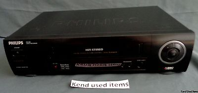 PHILIPS VR600 VHS videorecorder VCR tape recorder