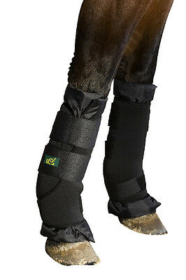USG Stable Boots - Black x Pair - Horse Wear