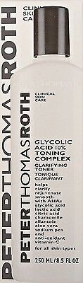 Peter Thomas Roth  Glycolic Acid 10-percent Toning Complex 8.5-ounce