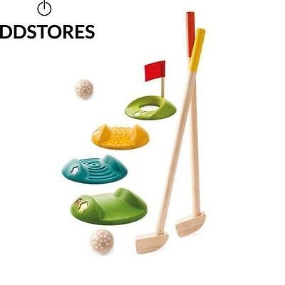 Plantoys Pt5683 Jeu De Balle Mini Golf Double
