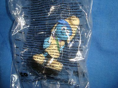 "Smurfs Lost Village Smurfstorm PVC Collectible Figure Snapco cup topper 3"" NIP"