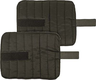 HKM Breathable Padded Bandage Pads/Liners With Touch fastener - Set of 2