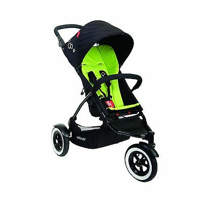 phil&teds Dot Buggy Stroller (Apple) Apple New