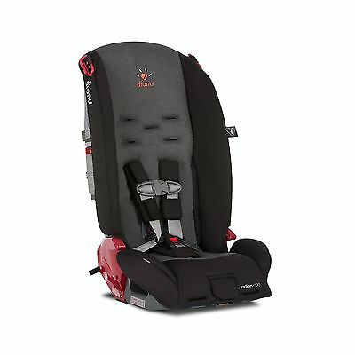 Diono radian r100 All-in-One Convertible Car Seat- Black Mist New