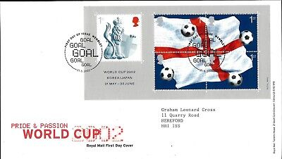 Gb Fdc 1999 2000 2001 2002 Commemorative First Day Covers **Revised** Listing