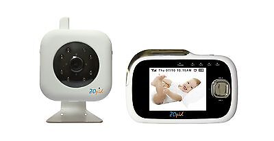ZOpid HS-MS32RM Digital High Quality Audio Video Baby or Security Monitor... New