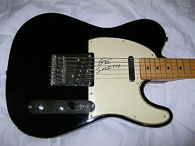 GE SMITH signed ELECTRIC GUITAR       VIDEO PROOF!!       FREE XRESS 3 DAY SHIP