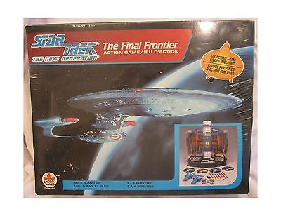 STAR TREK The Next Generation The Final Frontier action playset New