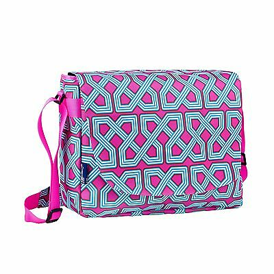 Wildkin 38550 Twizzler Laptop Messenger Bag Toy One Color One Size New