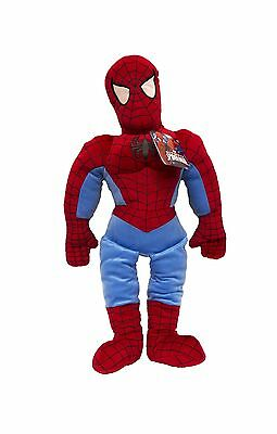 """MARVEL Spiderman Ultimate 26"""" Pillowtime Pal New"""