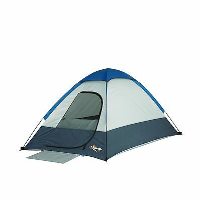 Mountain Trails Cedar Brook 7x4-Feet 2-Person Backpacking Tent New
