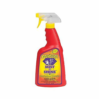 Wizards Products 01214 Mist-N-Shine Professional Detailer 22-Ounce New