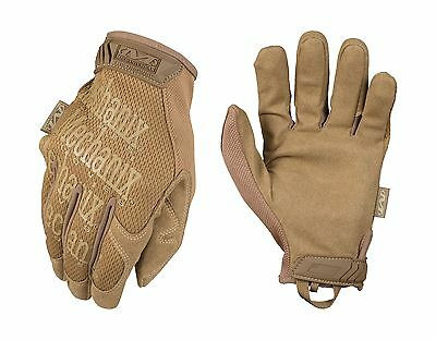 Mechanix Wear Tactical Original Coyote Large New
