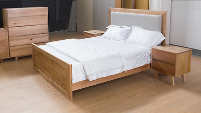 St Ives - Tasmanian Feature Timber Queen Bed