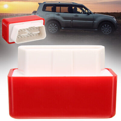 Auto OBD2 Performance Chip Tuning Box Fuel Saver Interface Plug&Drive For Diesel