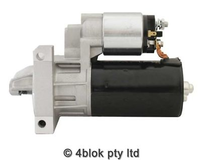 Holden Commodore VB VC V8 Red & blue engine replacement starter motor