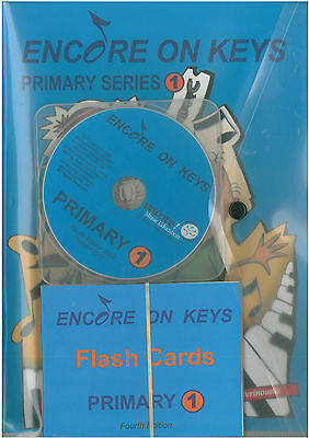 Encore on Keys Primary Series Book 1 - Gibson Robinson - PSCK001