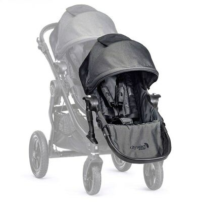NEW Baby Jogger City Select Second Seat - Charcoal from Baby Barn Discounts