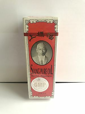 1 x Siang Pure Oil Menthol, peppermint 25ml