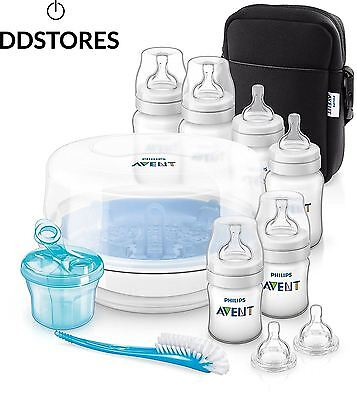 Philips Avent Classic Anti Colic Bottle Feeding Essential Set SCF383 01