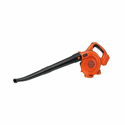 BLACK + DECKER LSW20B Bare Max Lithium Ion Sweeper 20-Volt without Battery New