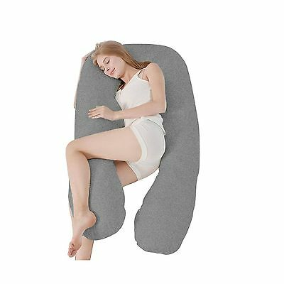 Angel U Shaped Body Maternity Pillow - for Pregnant Women - Side Sleeping... New