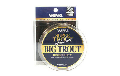 Varivas Super Trout Advance Big Trout Nylon Line 150m 20lb (5481)