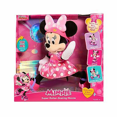 JUSUB Super Roller Skating Minnie Plush by JUSUB New