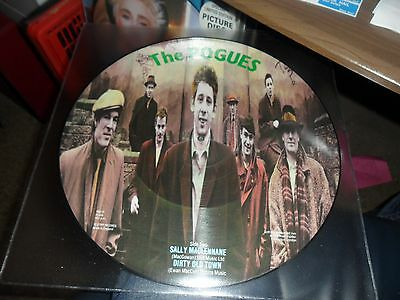 The Pogues.sally Maclennane.12'' Vinyl Picture Disc