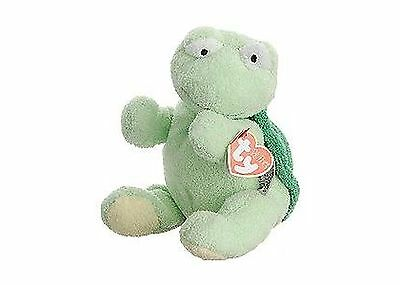 Ty Pluffies - Zips the Turtle [Toy] New