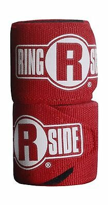 Ringside Pro Mexican Handwrap Red 200-Inch New
