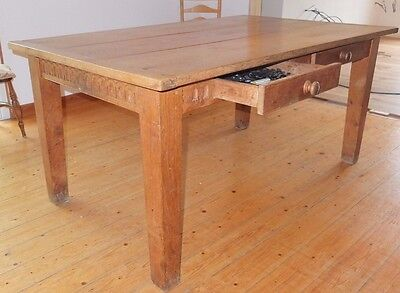 Large dining table with free local delivery