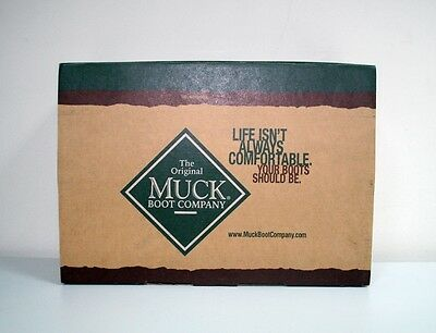 New - The Original Muck Boot Company - The Daily - Lawn & garden Shoe - UK 9