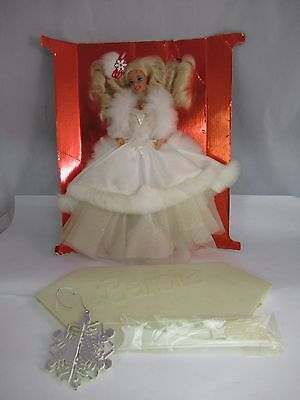 Vintage Special Edition 1989 Holiday Barbie Doll, 202-L