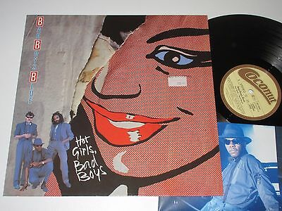 LP/BAD BOYS BLUE/HOT GIRLS BAD BOYS/Coconut 207053 +OIS