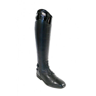 Parlanti Miami LUX  39 L+  Long Leather Riding Boots  Brand New Animo