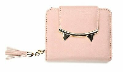 New Women Ladies Small Zip Leather Wallet Card Holder Coin Purse Clutch Handbag
