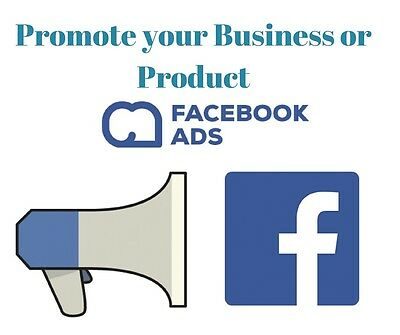 I Will Promote Your Business / Product to 500,000 People On Facebook, Marketing