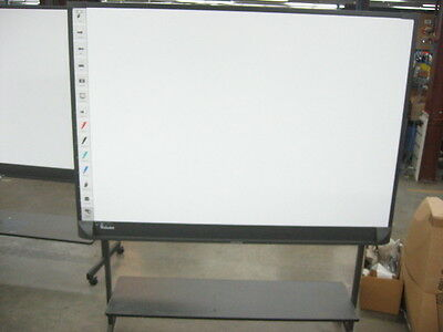 PolyVision Webster TS 600 - interactive whiteboard With Mobile Stand