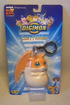 Manga / Anime Merchandise Digimon COIN HOLDER PATAMON 2000 OVP