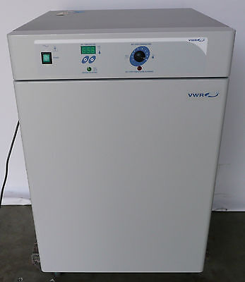 VWR Scientific 1545 General Purpose Incubator, Up to 70C, #39438